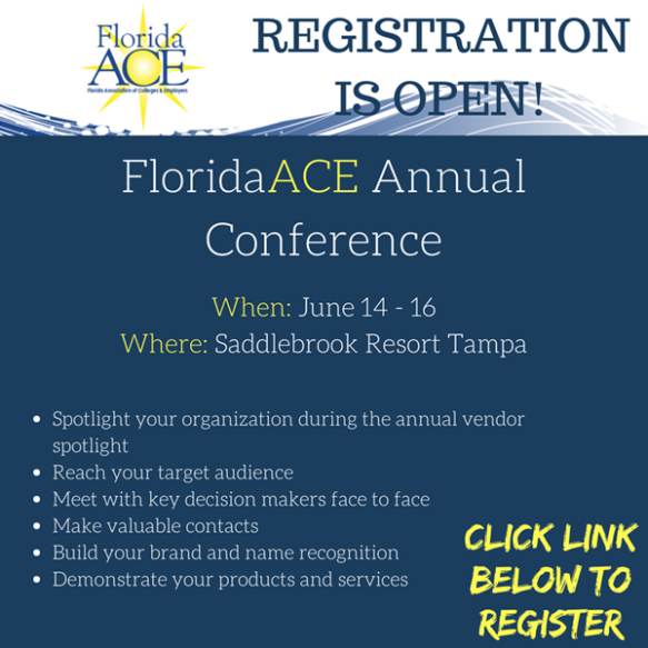 FloridaACE registration